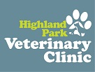 Highland Park Veterinary Clinic Logo