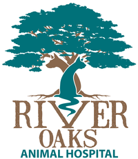 River Oaks Animal Hospital Logo